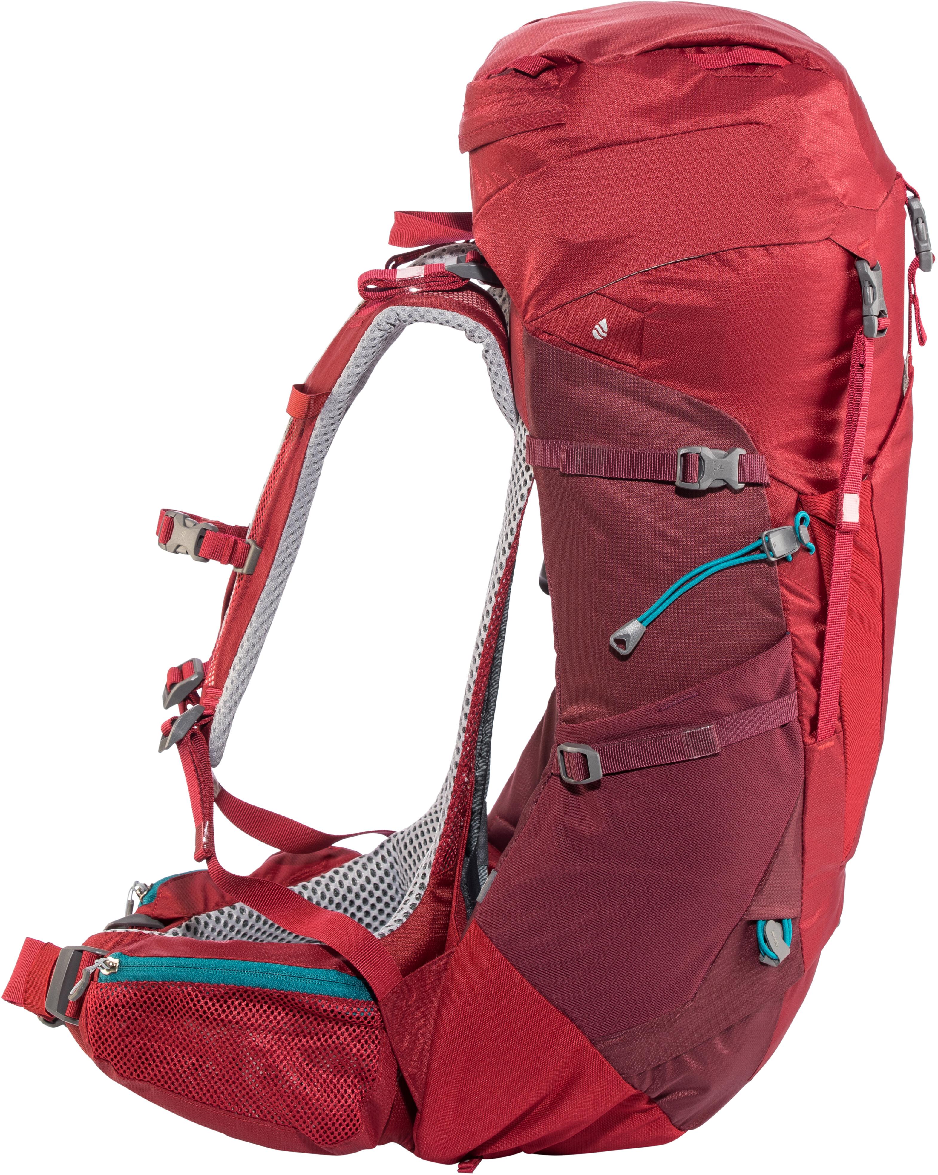 9f2ba193d177d Deuter Futura 28 SL Plecak Kobiety czerwony | Sklep Addnature.pl